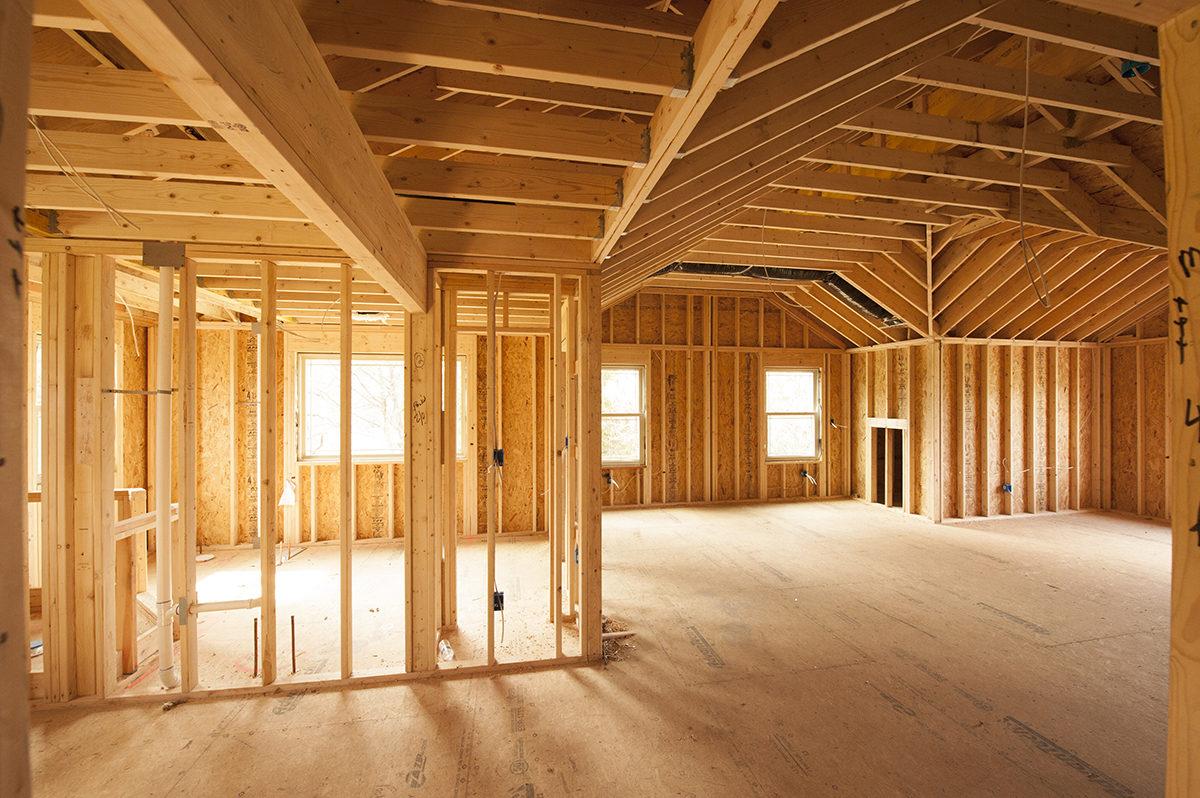 La construcción con madera ya es considerada tradicional