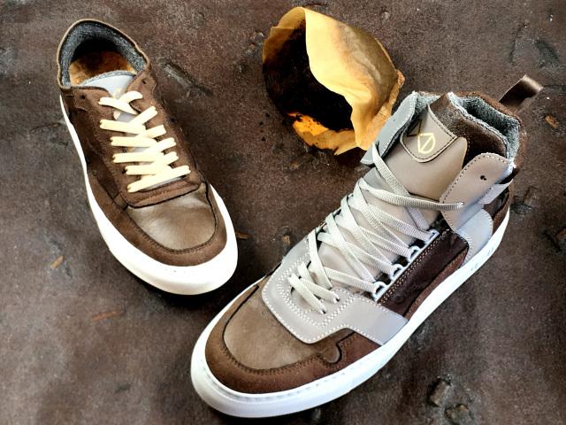 Llegaron las eco zapatillas: se fabrican con café
