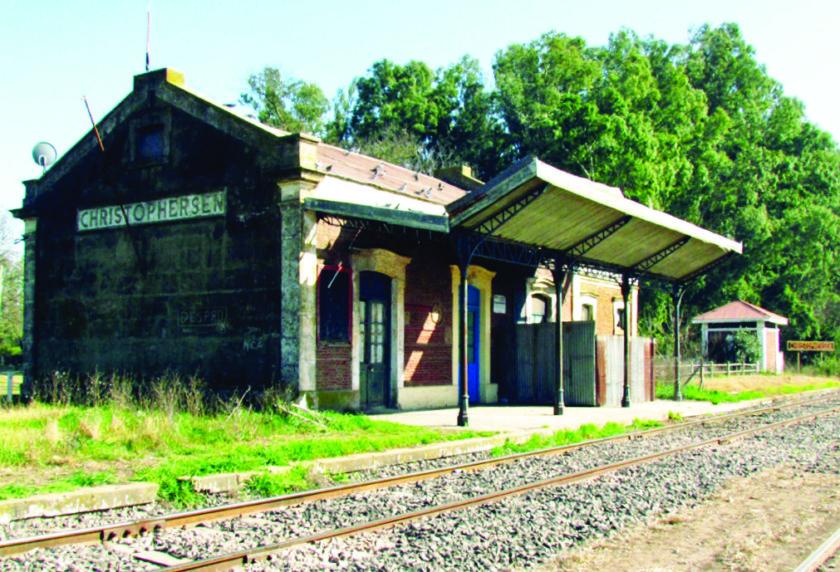 Estación Christophersen